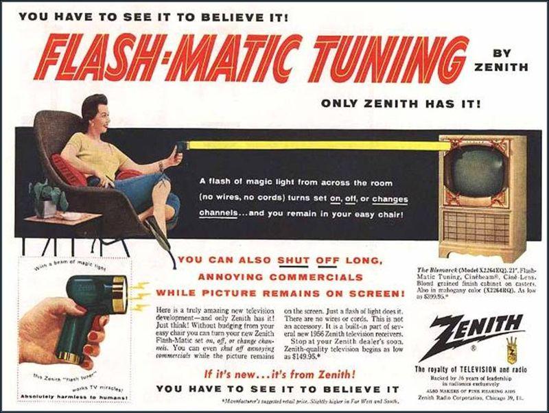 Zenith flashmatic