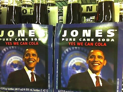 Obama Soda